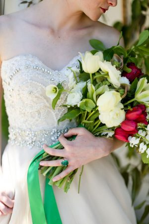 Beautiful wedding bouquet - Sarah Goodwin Photography
