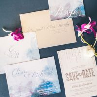Beautiful wedding invitation ideas - Elvira Kalviste Photography