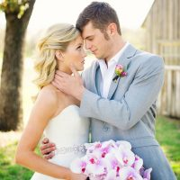 Beautiful wedding picture - Jenna Leigh Wedding Photography
