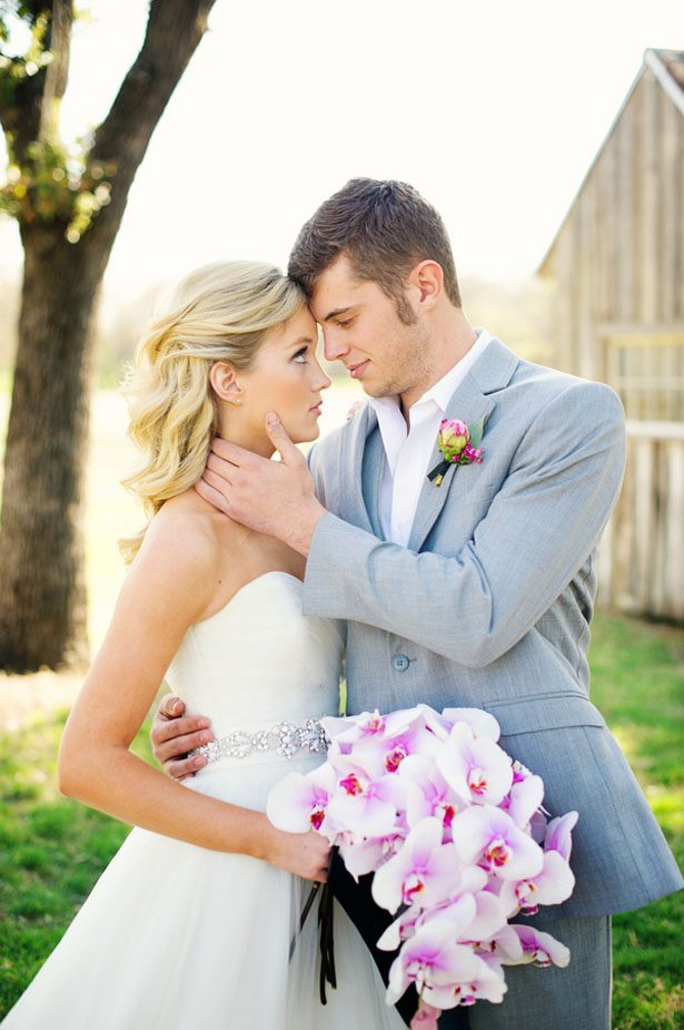 Spring Inspired Texas Wedding Ideas