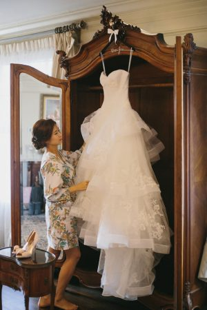 Ballgown wedding dress - OLLI STUDIO