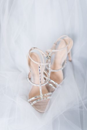 Bridal heels - Christa Rene Photography