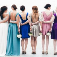 Bridal party photo - Elvira Kalviste Photography