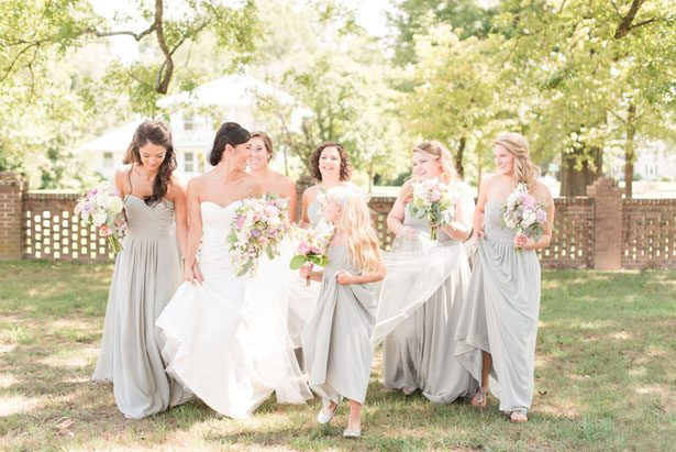 Bridal party photo ideas - Christa Rene Photography