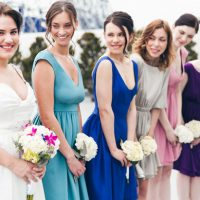 Bridal party picture ideas - Elvira Kalviste Photography