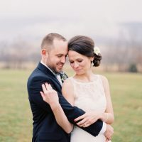 Bride and groom - Shandi Wallace Photography