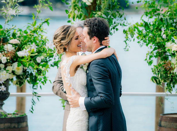 Bride and groom - Clane Gessel Photography