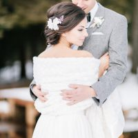 Bride and groom photo - Jennifer Fujikawa Photography