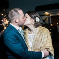 Bride and groom photo - Shandi Wallace Photography