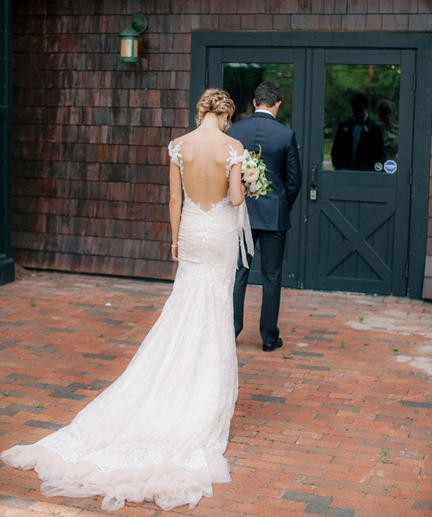 Wedding Firt Look - Clane Gessel Photography