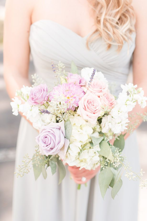 Bridesmaid bouquet - Christa Rene Photography