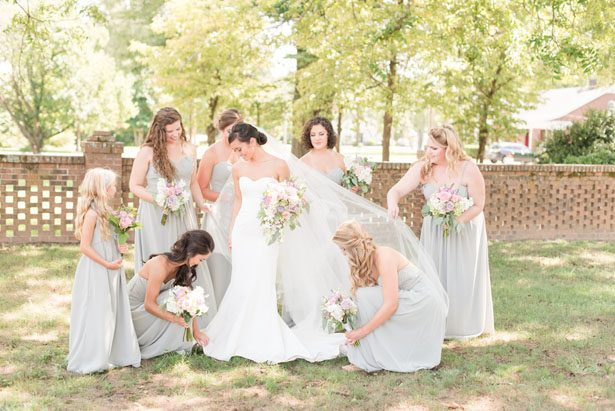Bridesmaid picture ideas - Christa Rene Photography