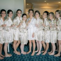 Bridesmaid ropes - Clane Gessel Photography