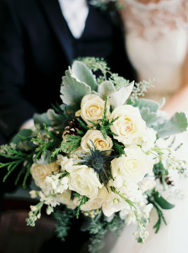Classic bridal bouquet - Shandi Wallace Photography