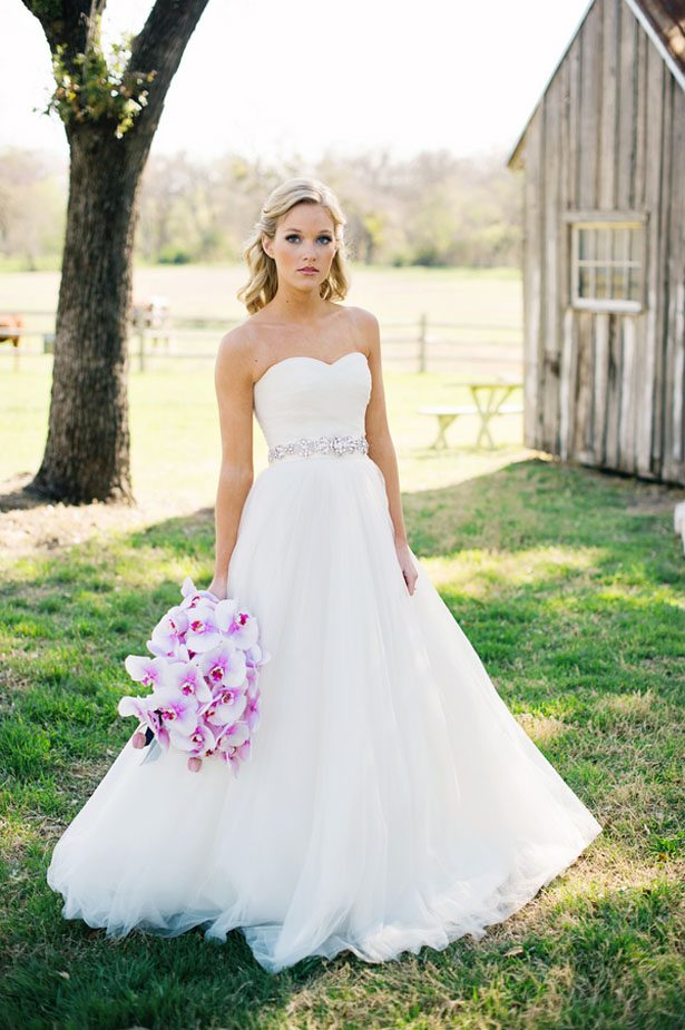Spring in Texas Wedding Inspiration