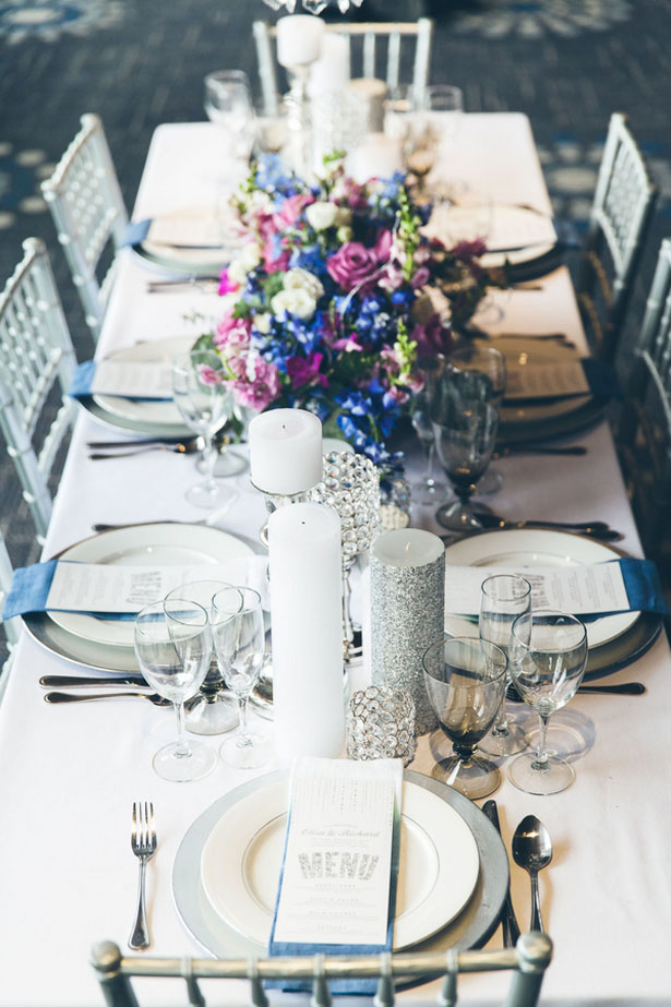 Wedding Tablescape - Elvira Kalviste Photography