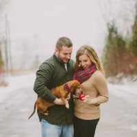 Cute engagement photo ideas - Shaunae Teske Photography