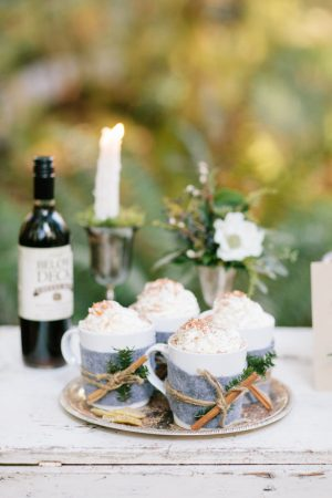 Delicious wedding drink ideas - Jennifer Fujikawa Photography