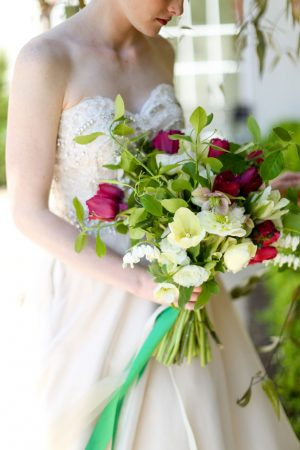 Elegant bridal bouquet - Sarah Goodwin Photography