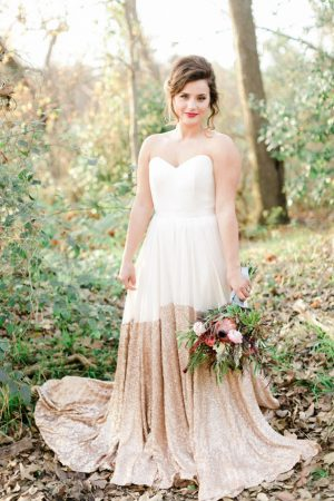 Elegant wedding dress - Sharon Nicole Photography