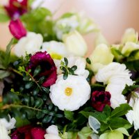 Elegant wedding flowers - Sarah Goodwin Photography