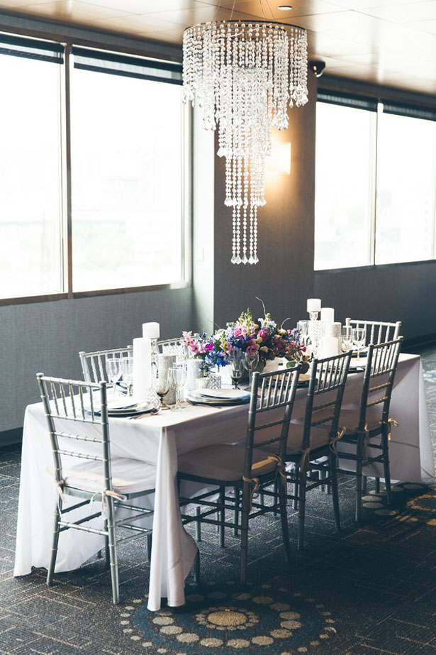 Elegant wedding table setting - Elvira Kalviste Photography