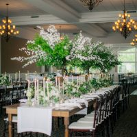 Elegant wedding venue - Clane Gessel Photography