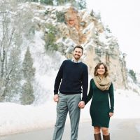 Engagement photo inspiration - Mallory Renee Photography