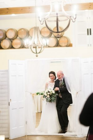 Father and bride - Shandi Wallace Photography