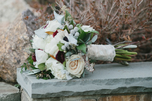 Luxurious bridal bouquet - OLLI STUDIO