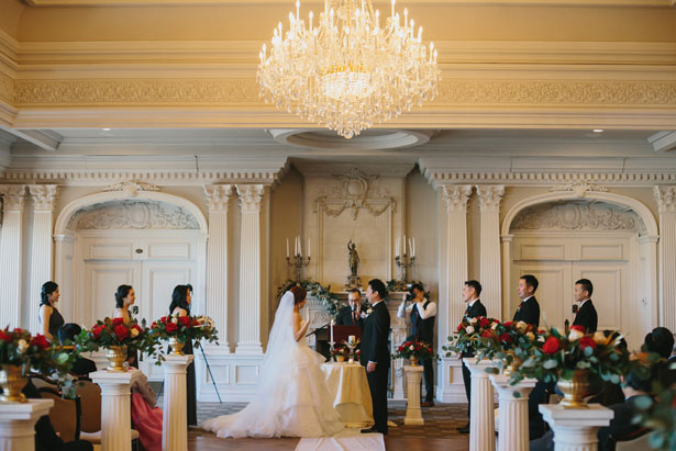 Luxurious wedding ceremony - OLLI STUDIO