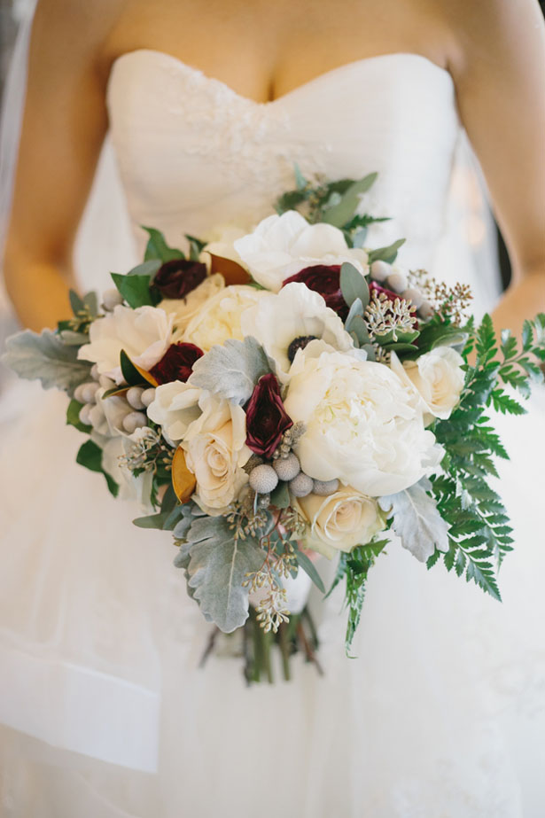 Luxury bridal bouquet - OLLI STUDIO