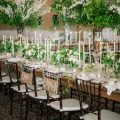 Stunning Wedding Tablescape - Clane Gessel Photography