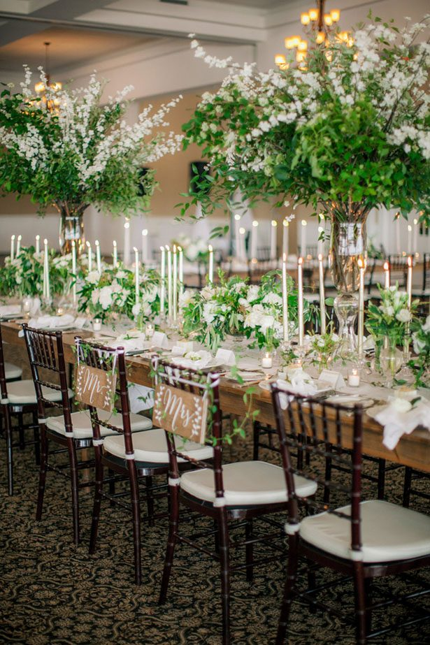 Exquisite Greenery Filled Wedding