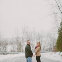 Outdoor engagement pictures - Shaunae Teske Photography