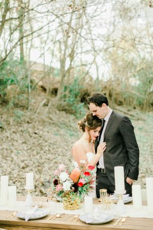 Outdoor wedding portrait - Sharon Nicole Photography