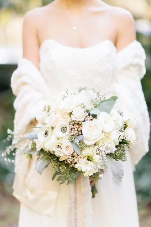 Pastels wedding bouquet - Jennifer Fujikawa Photography