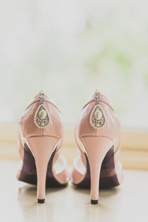 Blush Wedding shoes - Studio De Jonge