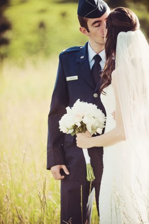 Romantic bride and groom - Skyryder Photography, LLC