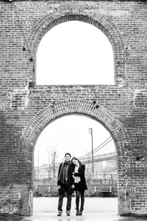Romantic city engagement shoot - BOM PHOTOGRAPHY