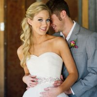 Romantic wedding picture - Jenna Leigh Wedding Photography