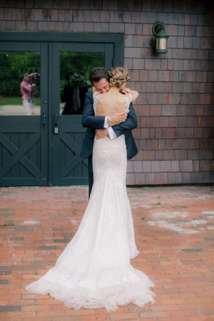 Romantic wedding picture - Clane Gessel Photography