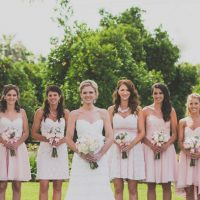 Short bridesmaid dresses - Studio De Jonge