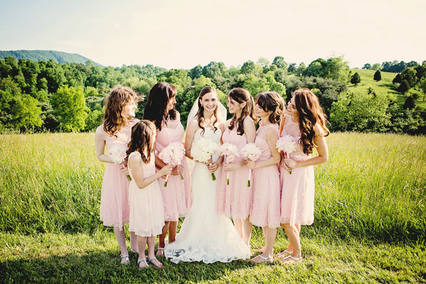 Short bridesmaid dresses - Skyryder Photography, LLC