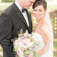 Sophisticated bride and groom picture - Christa Rene Photography