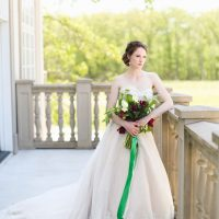 Stylish bride - Sarah Goodwin Photography