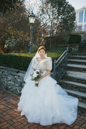 Winter Bridal Look - OLLI STUDIO