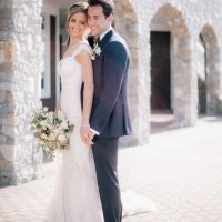 Stylish bride and groom photo - Clane Gessel Photography
