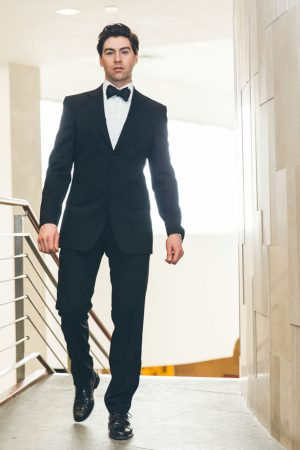 Stylish groom - Elvira Kalviste Photography
