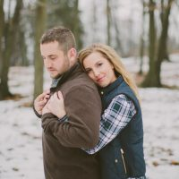 Sweet engagement photos - Shaunae Teske Photography